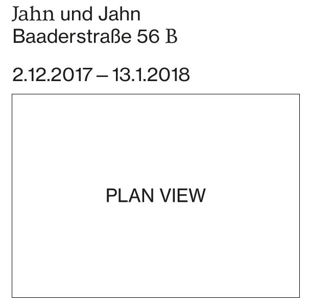 Jahn und Jahn - Plan View