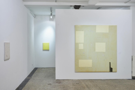 Lawrence Power, Double Entendre, duo exhibition with Daniel Hörner, Feinkunst Krüger, 2017
