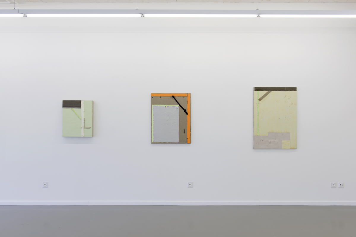 Lawrence Power, The Urgency of Being Still, solo exhibition, Balzer Project, Basel, 2017